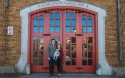 East Village Fire Station in Davenport