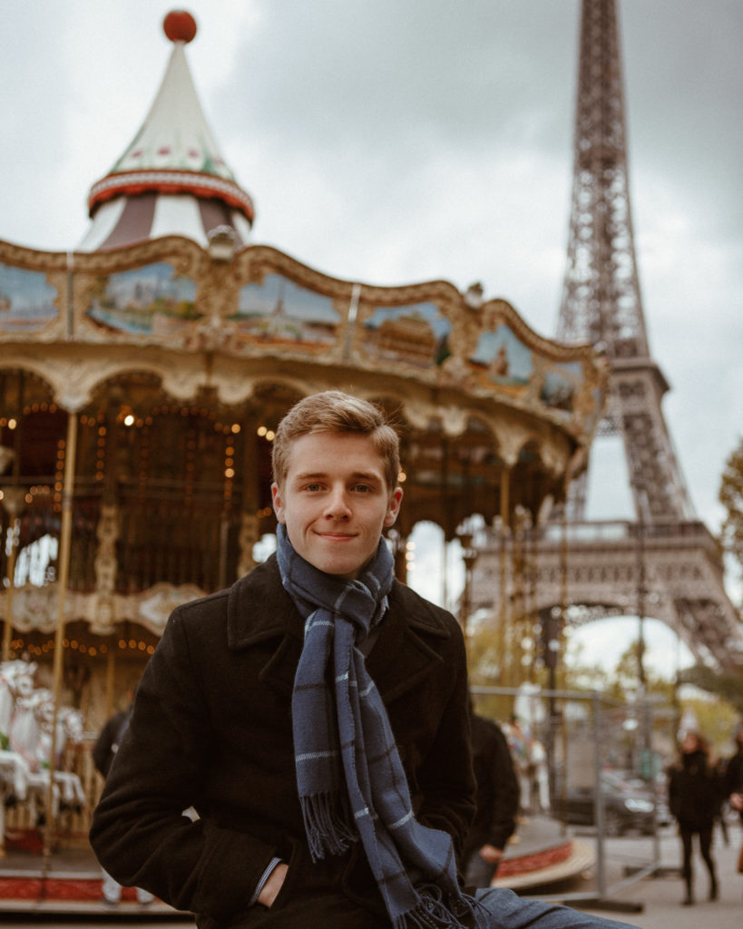 Paris Senior Pictures