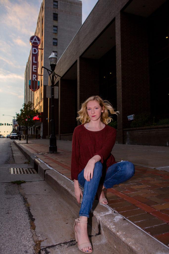 Quad Cities Senior Pictures